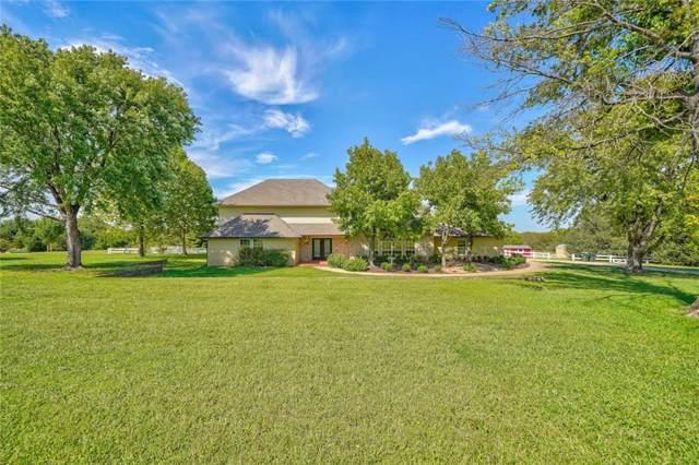 1701 Silver Oaks Drive, Edmond, OK 73025 (MLS #882714) :: Homestead & Co