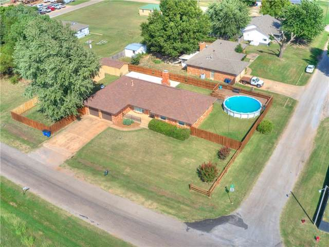 120 S Pine Street, Crescent, OK 73028 (MLS #882734) :: Homestead & Co