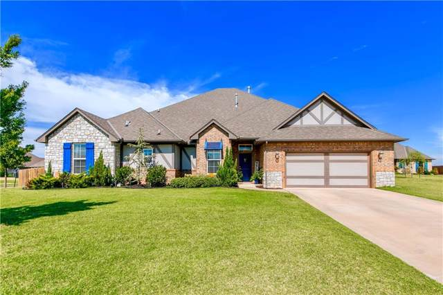 19001 Hill Valley Way, Edmond, OK 73012 (MLS #882781) :: Homestead & Co