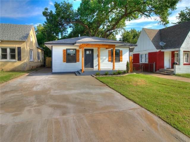 2343 NW 20th Street, Oklahoma City, OK 73107 (MLS #882903) :: Homestead & Co