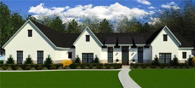 2715 Sandplum Lane, Goldsby, OK 73093 (MLS #882943) :: Erhardt Group at Keller Williams Mulinix OKC
