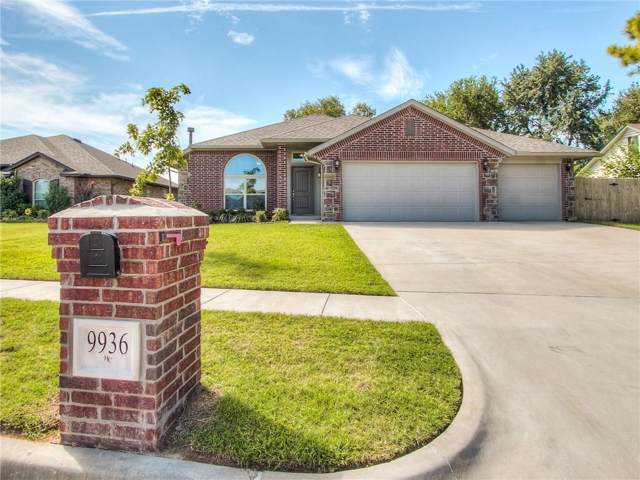 9936 Glascow Terrace, Yukon, OK 73099 (MLS #882948) :: Homestead & Co