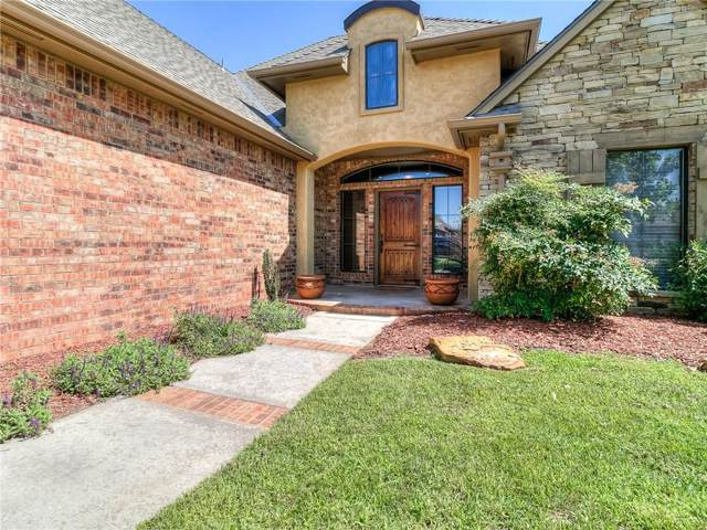 16212 Old Oak Drive, Edmond, OK 73013 (MLS #883061) :: Homestead & Co