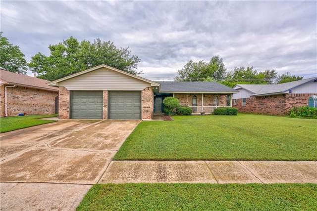 9705 S Blackwelder Avenue, Oklahoma City, OK 73139 (MLS #883081) :: Homestead & Co