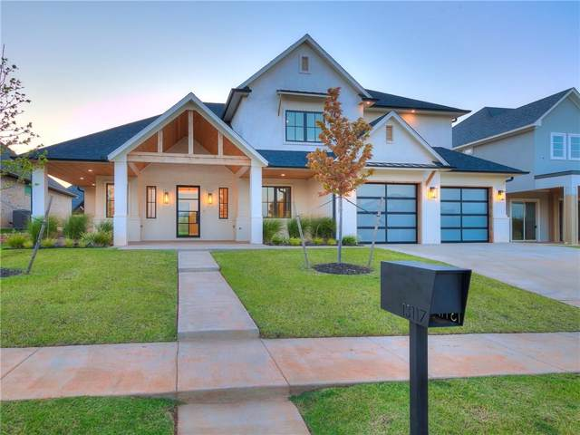 13117 Mackinac Island Drive, Oklahoma City, OK 73142 (MLS #883102) :: Homestead & Co