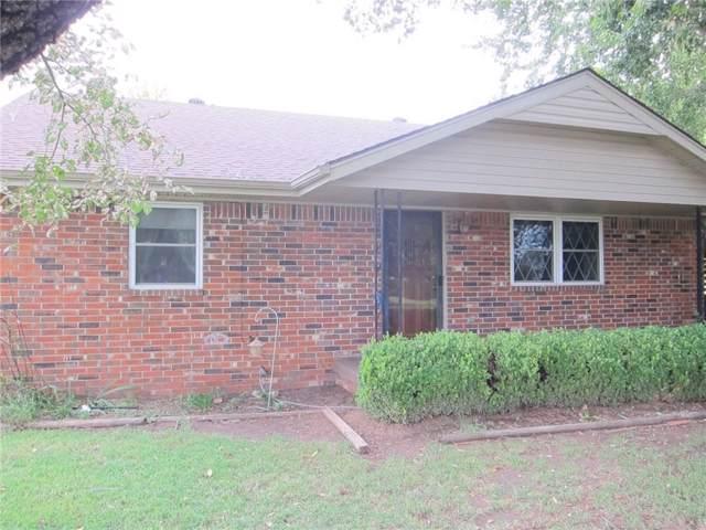 618 E Almond Street, Lexington, OK 73051 (MLS #883141) :: Homestead & Co