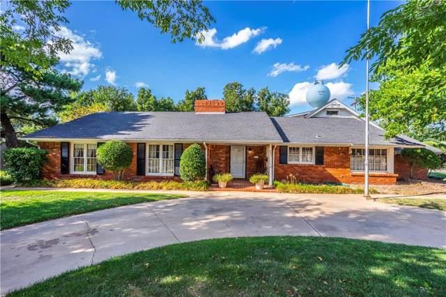 2601 Drakestone Avenue, Oklahoma City, OK 73120 (MLS #883156) :: Homestead & Co