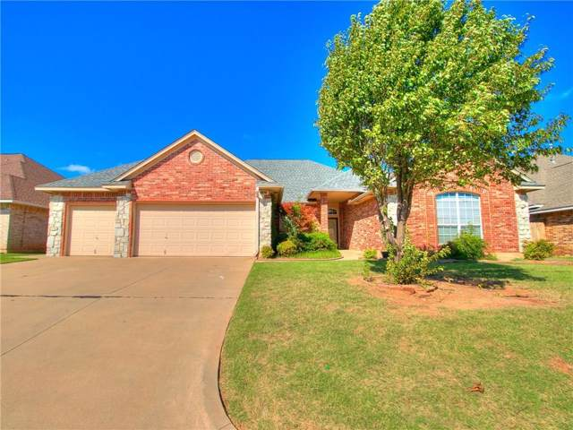 11821 Blue Haven Court, Oklahoma City, OK 73162 (MLS #883165) :: Homestead & Co