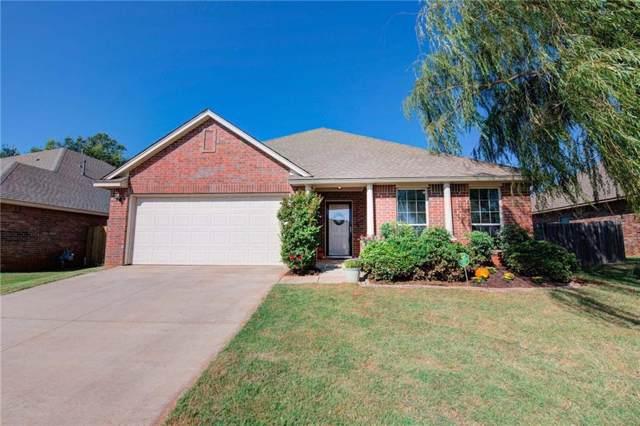157 Kimberly Drive, Edmond, OK 73003 (MLS #883174) :: Homestead & Co