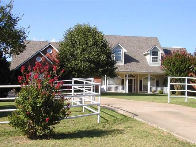 11201 SE 89th Street, Oklahoma City, OK 73150 (MLS #883206) :: Homestead & Co