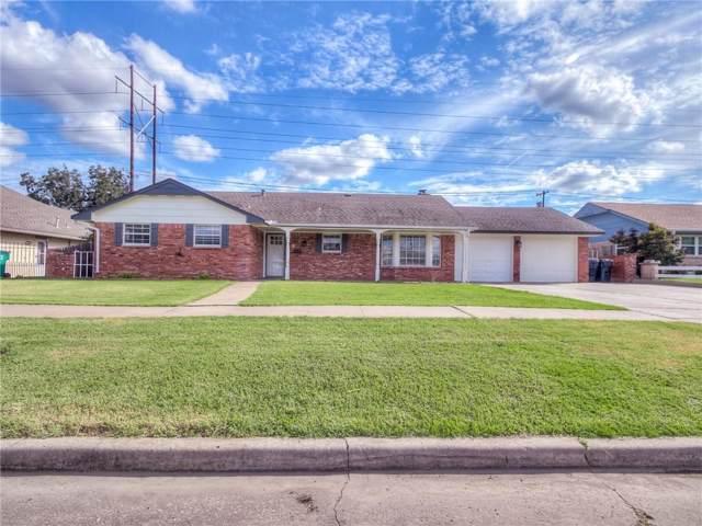 2440 SW 81st Street, Oklahoma City, OK 73173 (MLS #883230) :: Erhardt Group at Keller Williams Mulinix OKC