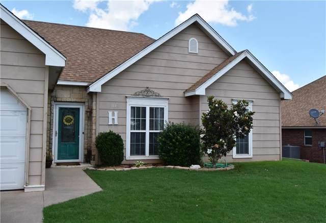 111 Ridgecrest Drive, Elk City, OK 73644 (MLS #883241) :: Erhardt Group at Keller Williams Mulinix OKC