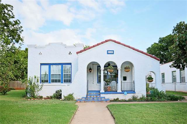 901 NE 17th Street, Oklahoma City, OK 73105 (MLS #883293) :: Homestead & Co