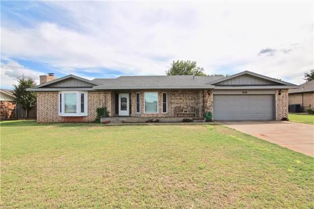 518 E Washington Avenue, Sayre, OK 73662 (MLS #883296) :: Keri Gray Homes