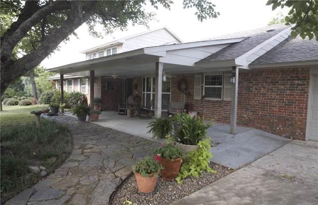 4614 Church Hill Downs Drive, Norman, OK 73069 (MLS #883308) :: Erhardt Group at Keller Williams Mulinix OKC