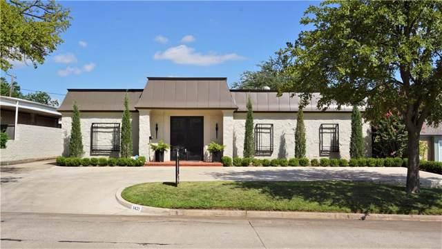 1421 Glenbrook Terrace, Nichols Hills, OK 73116 (MLS #883336) :: Homestead & Co
