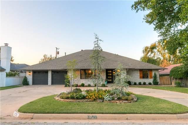 2725 NW 58th Street, Oklahoma City, OK 73112 (MLS #883337) :: Homestead & Co