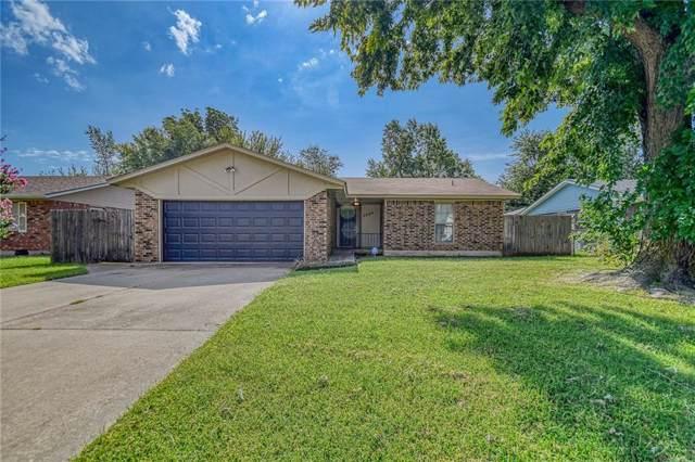 3904 N Shadybrook Drive, Midwest City, OK 73110 (MLS #883345) :: Homestead & Co