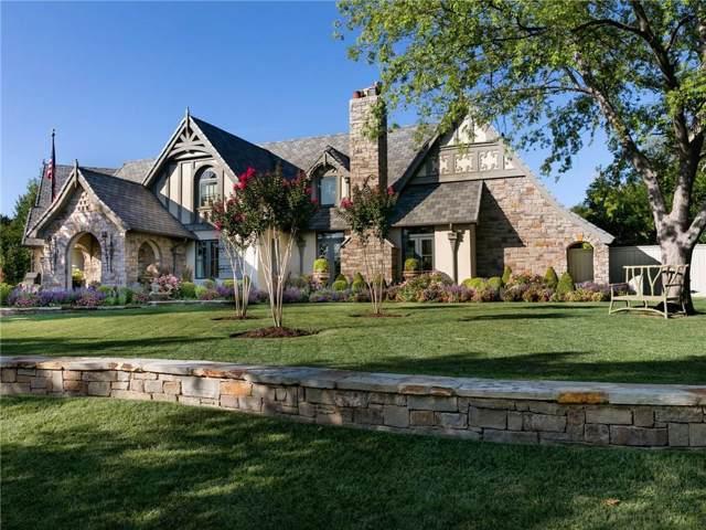 6640 Avondale Drive, Nichols Hills, OK 73116 (MLS #883349) :: Homestead & Co