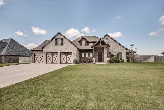 267 Harold Drive, Piedmont, OK 73078 (MLS #883367) :: Homestead & Co