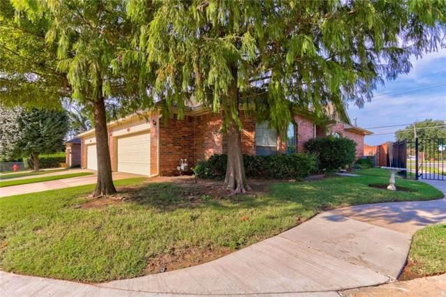 4446 NW 32nd Place, Oklahoma City, OK 73112 (MLS #883379) :: Homestead & Co