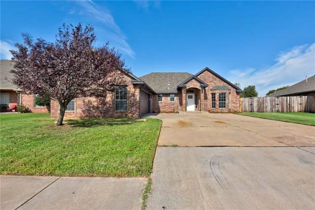 21655 Long Trail, Edmond, OK 73003 (MLS #883388) :: Homestead & Co