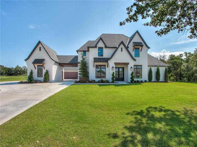 3124 Ashton Cove Circle, Choctaw, OK 73020 (MLS #883403) :: Homestead & Co
