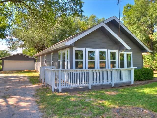 12803 Gaddy Road, Shawnee, OK 74804 (MLS #883408) :: Homestead & Co