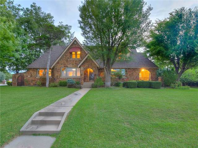 2301 E Overholser Court, Oklahoma City, OK 73127 (MLS #883410) :: Homestead & Co