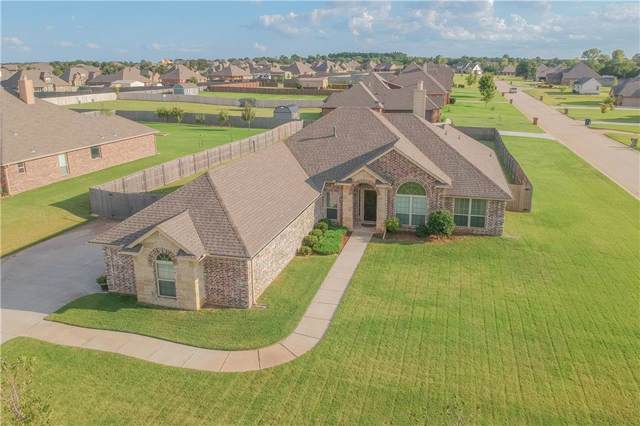 16042 Silver Run Drive, Choctaw, OK 73020 (MLS #883458) :: Homestead & Co