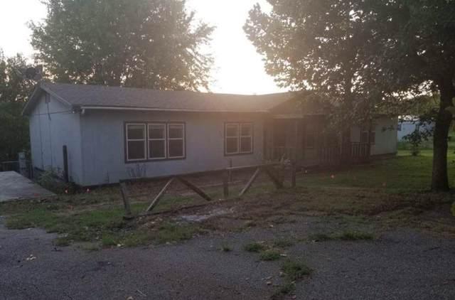 9401 Sleepy Hollow Drive, Newalla, OK 74857 (MLS #883473) :: Homestead & Co