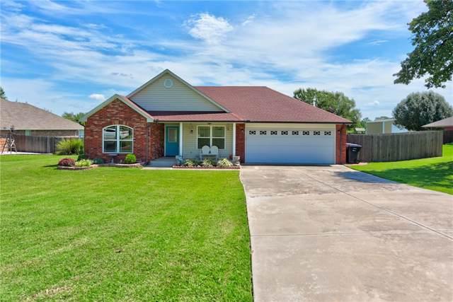 4216 Maxine Drive, Choctaw, OK 73020 (MLS #883475) :: Homestead & Co