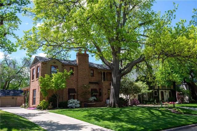 812 NW 41th Street, Oklahoma City, OK 73118 (MLS #883481) :: Homestead & Co