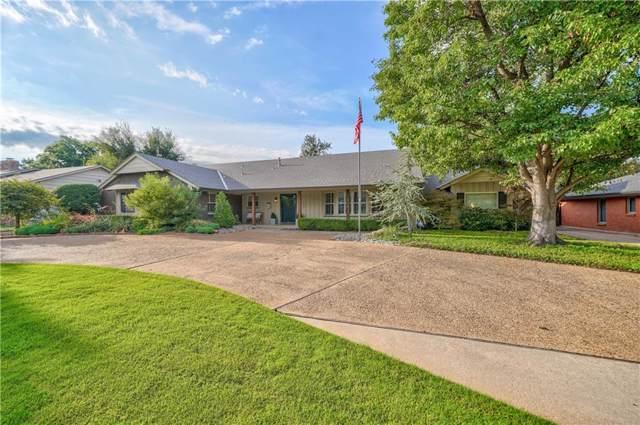 1604 Westchester Drive, Oklahoma City, OK 73120 (MLS #883485) :: Homestead & Co