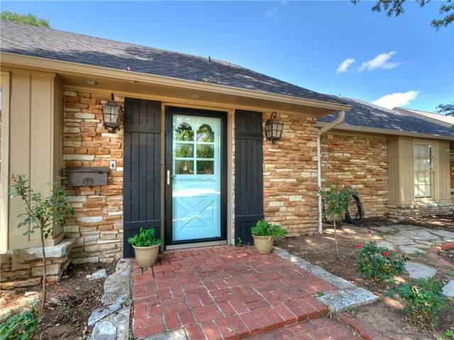 1317 Brighton Avenue, Oklahoma City, OK 73120 (MLS #883506) :: Homestead & Co