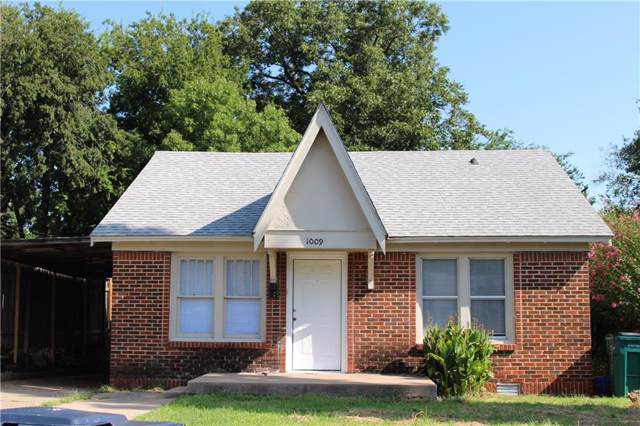 1009 NW 31st Street, Oklahoma City, OK 73118 (MLS #883507) :: Homestead & Co