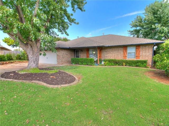 3300 Hunting Hawk Circle, Edmond, OK 73013 (MLS #883515) :: Homestead & Co