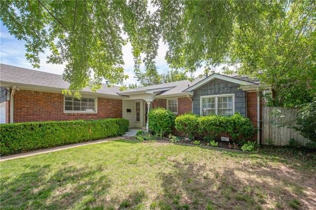 10220 Lyndon Road, Oklahoma City, OK 73120 (MLS #883523) :: Homestead & Co