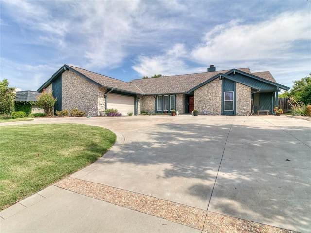 12812 Saint Andrews Drive, Oklahoma City, OK 73120 (MLS #883537) :: Homestead & Co