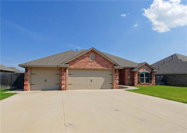 3204 Wendy Lane, Altus, OK 73521 (MLS #883541) :: Homestead & Co