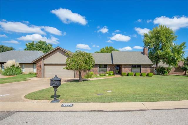 12005 Cantle Road, Oklahoma City, OK 73120 (MLS #883543) :: Homestead & Co