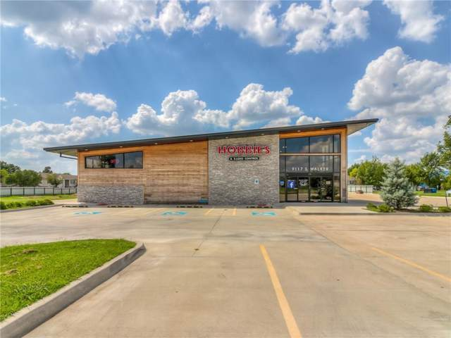 9117 S Walker Avenue, Oklahoma City, OK 73139 (MLS #883567) :: Homestead & Co