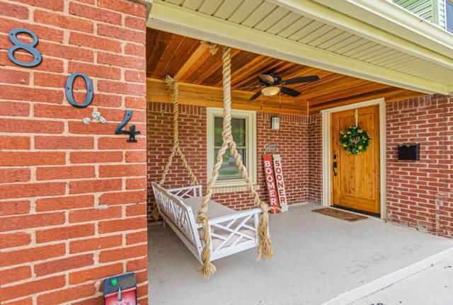 804 NW 43rd Street, Oklahoma City, OK 73118 (MLS #883588) :: Erhardt Group at Keller Williams Mulinix OKC