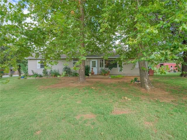 4300 S Indian Meridian, Choctaw, OK 73020 (MLS #883630) :: Homestead & Co