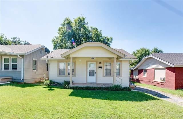 1548 NW 46th Street, Oklahoma City, OK 73118 (MLS #883633) :: Homestead & Co