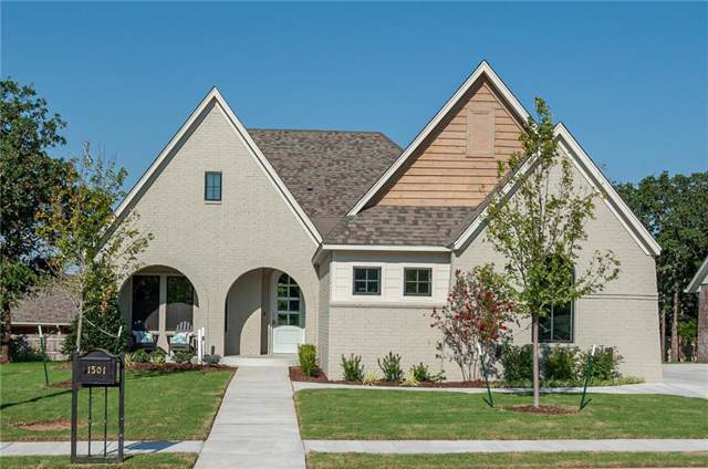 1501 Historical Avenue, Edmond, OK 73034 (MLS #883648) :: Erhardt Group at Keller Williams Mulinix OKC