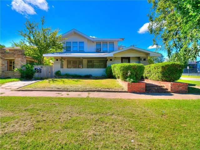 1446 NW 31st Street, Oklahoma City, OK 73118 (MLS #883659) :: Erhardt Group at Keller Williams Mulinix OKC