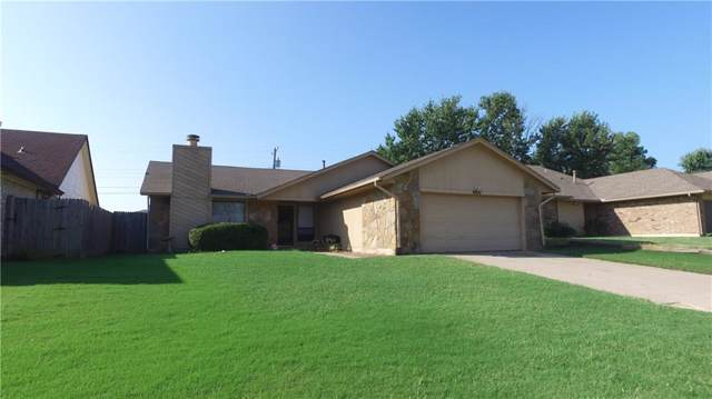 9924 Crest Drive, Midwest City, OK 73130 (MLS #883660) :: Homestead & Co