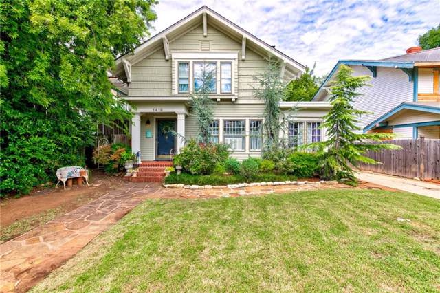 1419 NW 34th Street, Oklahoma City, OK 73118 (MLS #883670) :: Homestead & Co