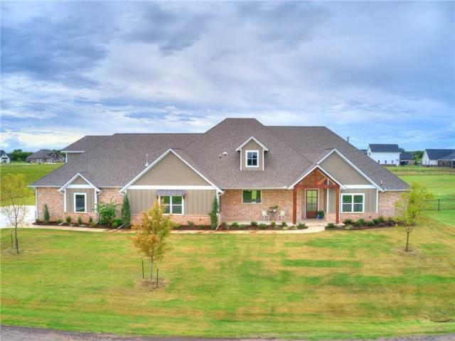 13600 NW 142nd Street, Piedmont, OK 73078 (MLS #883671) :: Homestead & Co